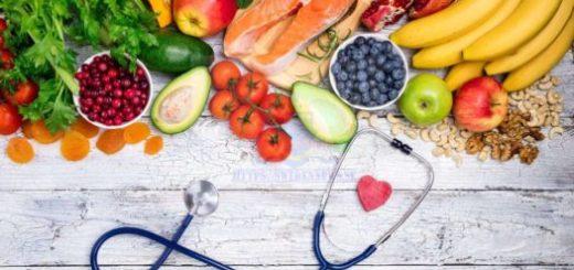 قائمة الاطعمة الصحية