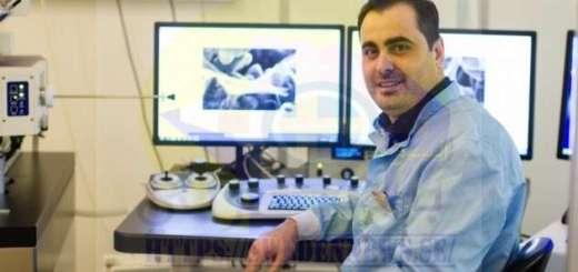 الباحث السوري مأمون طاهر