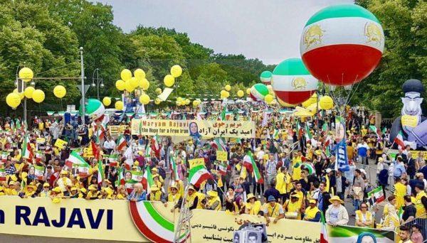 شاهد – مظاهرات حاشدة في السويد ضد سوريا وايران
