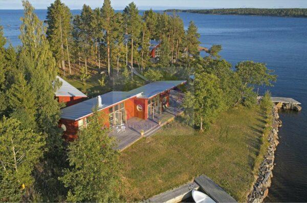 عرض أكثر من 200 جزيرة صغيرة الحجم للبيع في السويد