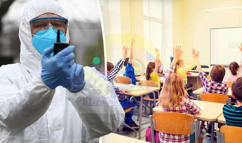 كورونا في مدارس السويد