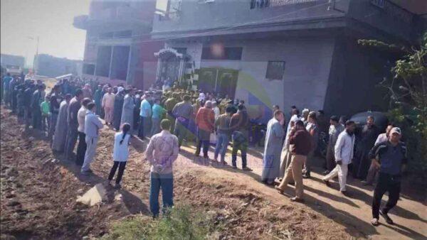 قرية شبرا البهو التي تظاهر اهلها لمنع دفن طبيبة كورونا