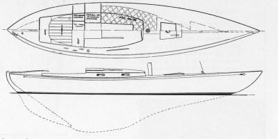 Reimers Konstruktion Tumlare © Sjöhistoriska museet