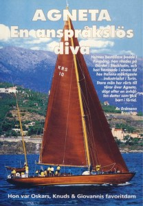Article on Agneta in Swedish magazine Segling