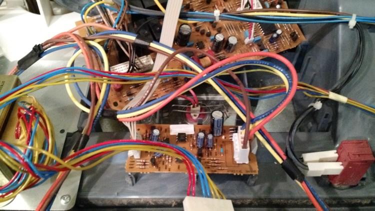 Diagnostics for appliance repair