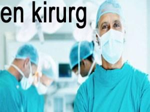 en kirurg