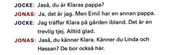 تعلم اللغة السويدية