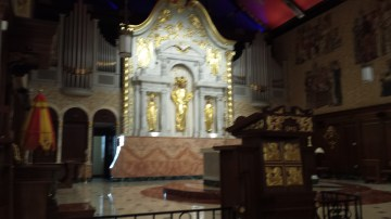 Altar in The Cathedral Basilica of St. Augustine