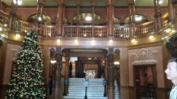 Main foyer of Flagler College.