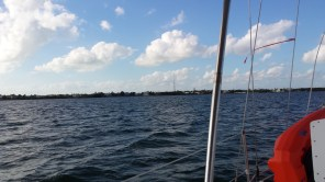 """Key Largo. Now where is this so-called """"Port Largo"""" channel marker?"""