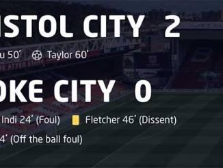 Bristol City - Stoke