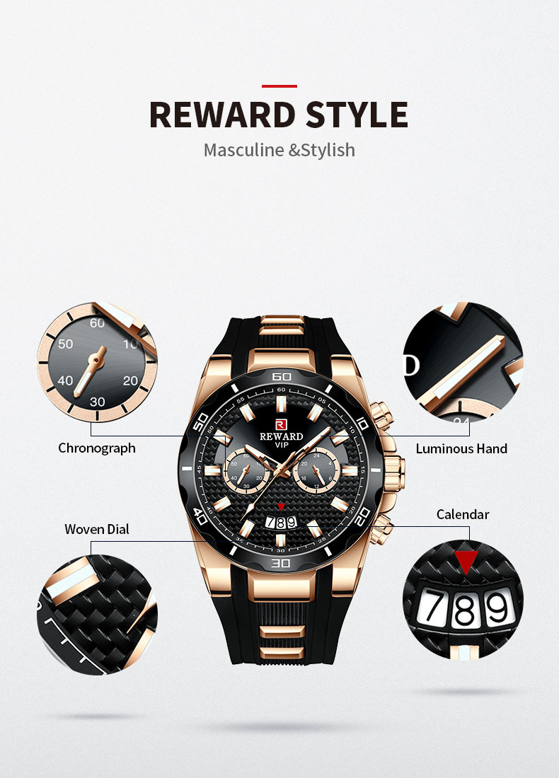 Men's Military Style Watches 5