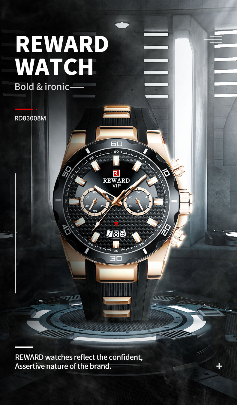 Men's Military Style Watches 2