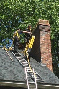Chimney & Fireplace Sweeping - North Reading MA ...