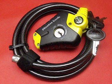 Master Lock Python Cable Lock