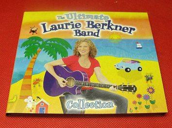 The Ultimate Laurie Berkner Band CD