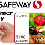 My Safeway Survey Contest