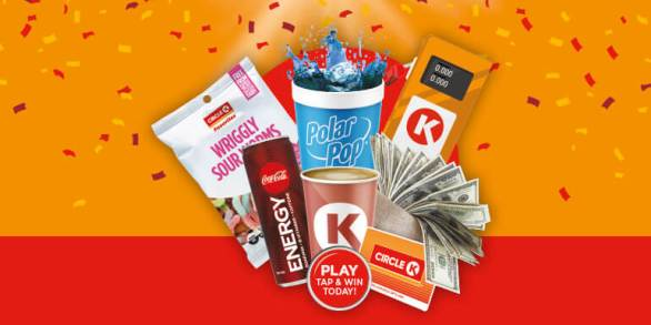 Circle K Instant Win Game 2021