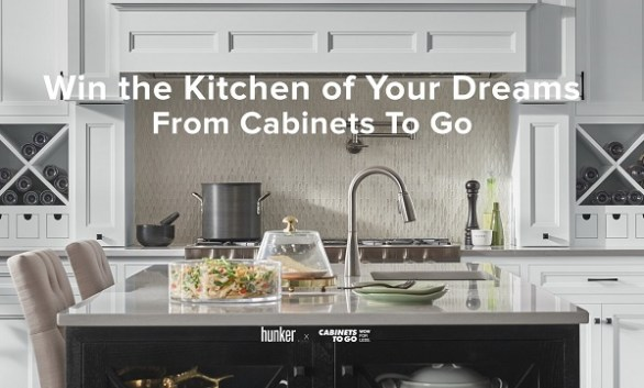 Cabinets to Go x Hunker Sweepstakes
