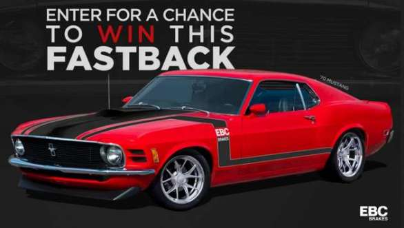 Powernation TV Muscle Car Giveaway 2021