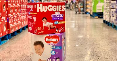 Win Free Huggies Diapers for a Year!