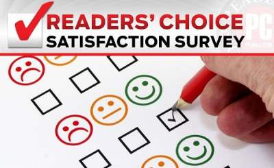 PCMag Readers' Choice Survey Sweepstakes: Win A Amazon Gift Card