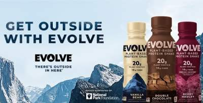 Get Outside With Evolve Sweepstakes On Drinkevolvesweeps.com