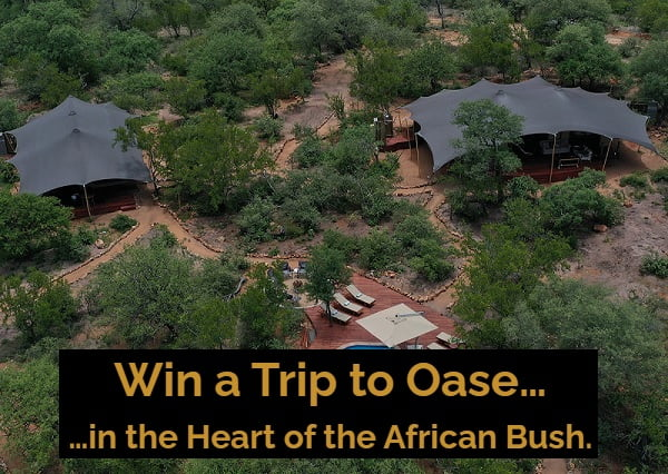 Free Africa Vacation Sweepstakes by Doculife