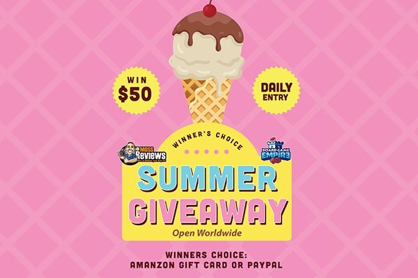 Win a gift card or cash in a global summer giveaway.