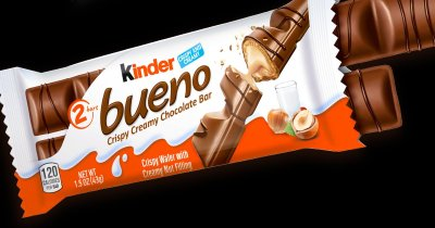 SWEEPSTAKES FOR KINDER BUENO DAYS
