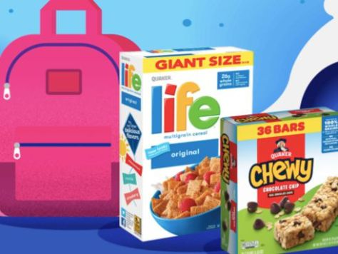 Explore With Quaker Instant Win Game Sweepstakes