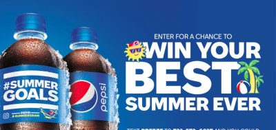 SUMMER BETTER WITH PEPSI GIVEAWAY