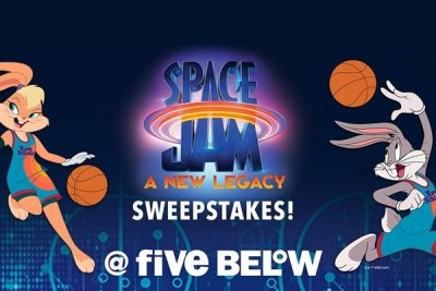 Space Jam Money Can't Buy Sweepstakes