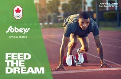 Sobeys Feed The Dream Olympic Contest