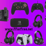 WIN FREE GAMING ACCESSORIES - XBOX, PLAYSTATION, AND NINTENDO SWITCH