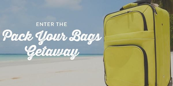 Margaritaville Pack Your Bags Giveaway