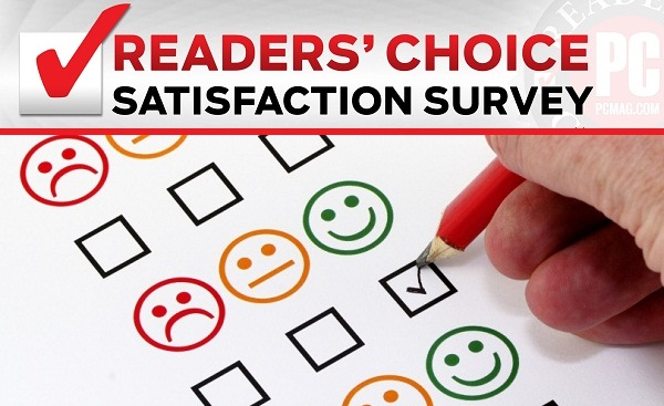Readers' Choice Survey Sweepstakes