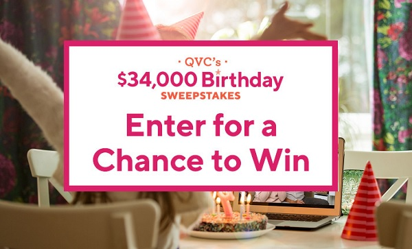 Birthday Cash Sweepstakes