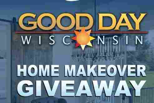 Fox 11 Good Day Wisconsin Home Makeover Giveaway