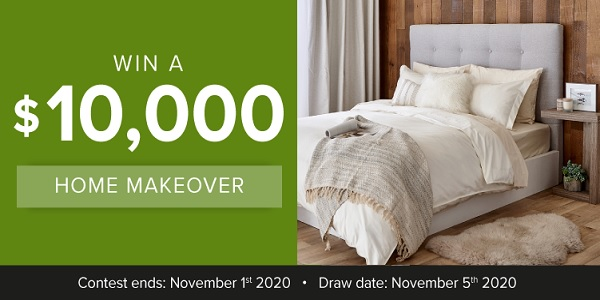 Linen Chest Home Makeover Sweepstakes