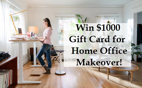 Home Office Makeover Sweepstakes