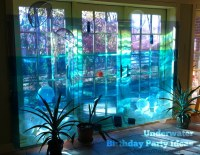 DIY Underwater Birthday Party Themes | Sweep Tight