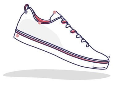 parade connect la chaussure ange gardien