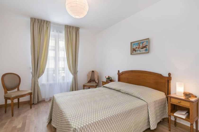 Villa Medicis Puteaux chambre