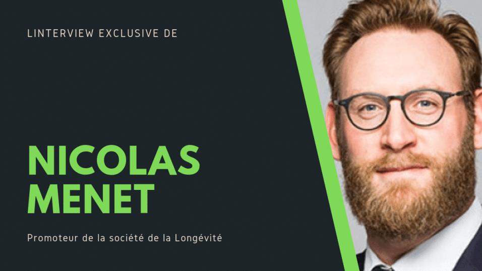 Interview de Nicolas Menet