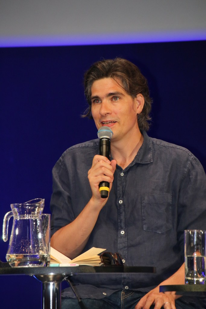 Alexandre Faure à la conférence Solidarité du projet Vendée 2040