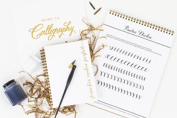 Calligraphy_Starter_Kit_San_Diego