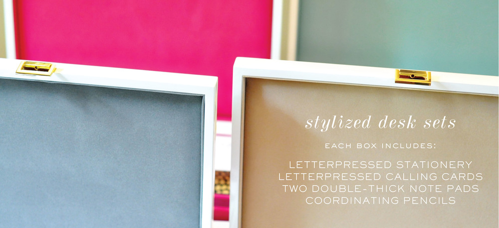 Gift Idea: For the Stationery Lover