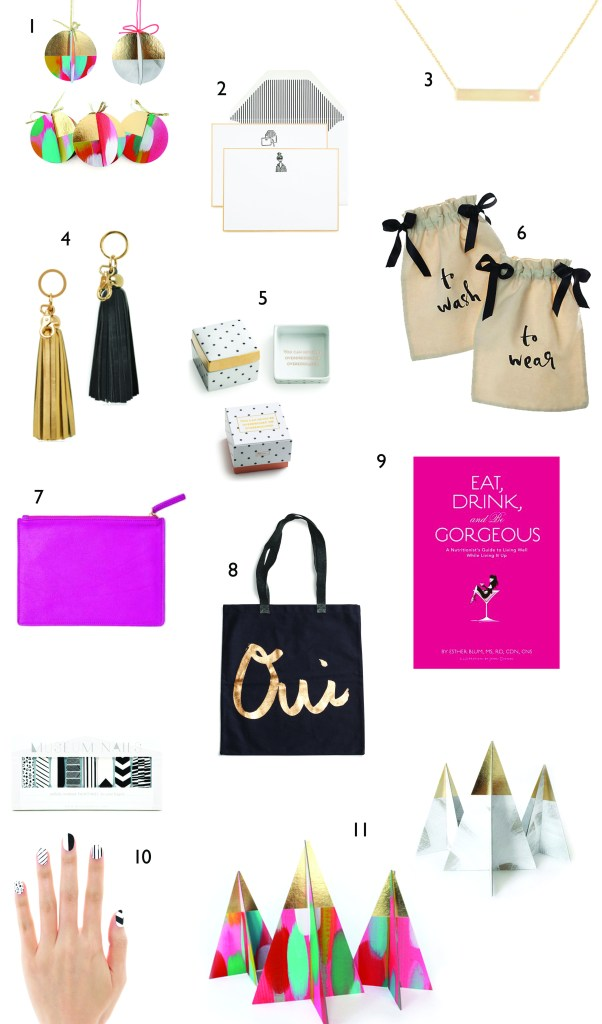 Gift Guide: For the Fashionable One