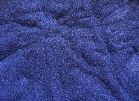 Sweet Poppy Stencil: Satin Glitters Purple